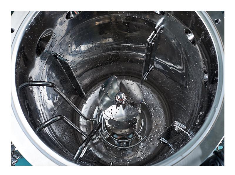 Industrial stainless steel bioreactor
