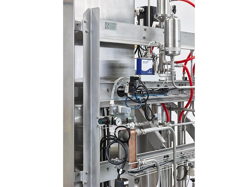 heat exchanger industrial biorreactor