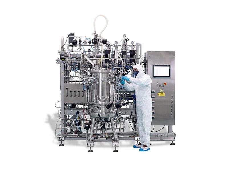 Bionet FS Industrial bioreactor